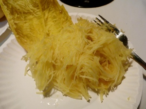 spaghetti squash Pic Source